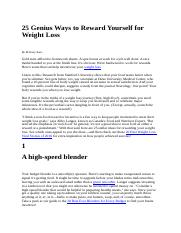 25 Genius Ways to Reward Yourself for Weight Loss.docx