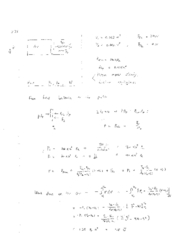 M105A HW#2 sketch of solutions
