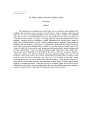 191 abstract and literature review