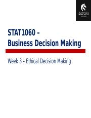 Lecture 03 - Ethical Decision Making.pptx