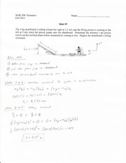 Quiz 3_MAE208_Fall 14 SOLUTION