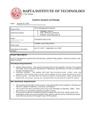 Activity 3 Proposal and Requirements Specification (IT132-1L).doc