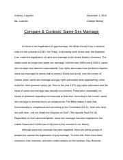 Compare & Contrast Essay - Anthony Cappello.docx