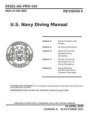 Dive Manual Rev 6