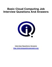 Basic-Cloud-Computing-Interview-Questions-Answers-Guide