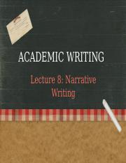 Lecture_8_Narrative_Essays.ppt