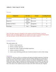bus 308 week 5 assignment answers