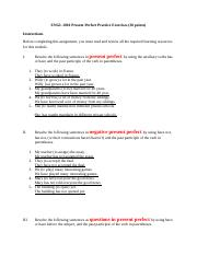 ENGL_1010_M6_Present_Perfect_Practice_Exercises_Task_6.1_30_points
