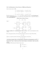 WEEK_12_CHAPTER_10_4_NON_HOMOGENEOUS_LINEAR_SYSTEMS