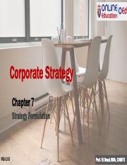 MBA106 Chapter  7 Strategy Formulation- Corporate Strategy.pdf
