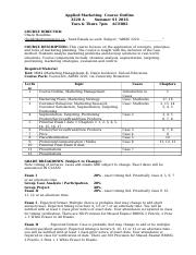 2016 SUMMER - 3220 A Course Outline - SUMMER 2016 - Detailed - Print.doc