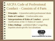 Chapter _19, Code of Conduct