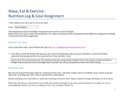 NutritionLogGoal 1005