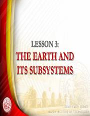 LQ1_(3) The Earth and Its Subsystems