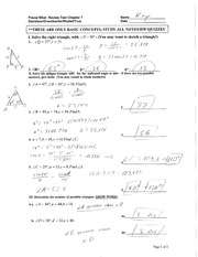 Precal Chapter 7 Test Review Solutions