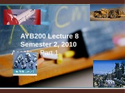 AYB200 Week 8 Lecture Assets Part 1