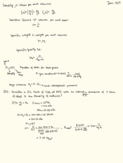 CHEM 437 Lecture 3 Notes