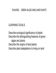 Chapter31_Green Algae and Plants.pptx