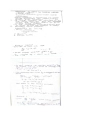 solution of ODE by numerical methods
