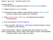 BB lecture 9-3 atoms, bonds