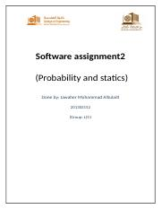 Software assignment2.docx