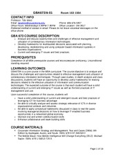 GBA673_Summer2014_Syllabus_WEST