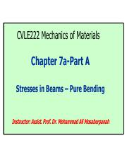 Chapter 7-a Stresses in Beams.pdf