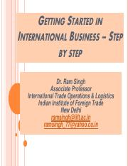 Getting Started in Intl Business.pdf