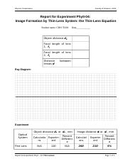 lab report 1 basic laboratory technique 1 sample laboratory report measurement and estimation using the same measuring techniques as discussed in the previous sections, the sample_lab_report.