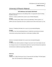 thesis statement outline worksheet 3813