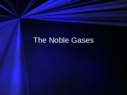 the noble gases (1)