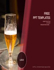 Taste-Of-Beer-Food-PPT-Templates-Standard.pptx