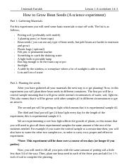 science experiment instructions.docx