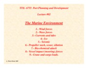 Lecture02-The-Marine-Environment
