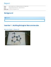 Biological Macromolecules - Experimentation report.pdf