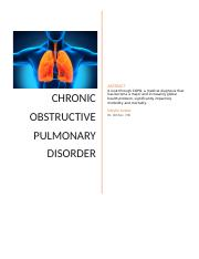 COPD research paper.docx