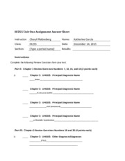 GarciaKatherineHI255_Unit1_Assignment_AnswerSheet