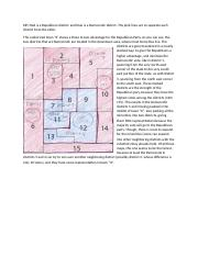 Gerrymandering and Redistricting.docx