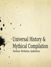 UnivHistCompilation