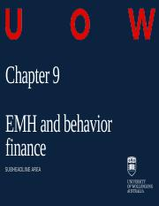Chapter 9 EMH and behavioural finance.pptx