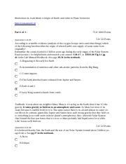 Worksheet 1L - Lab Week 1 Origin of Earth and Intro to Plate Tectonics.docx