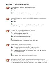 Chapter 11 Accounting Additional Self Test.docx