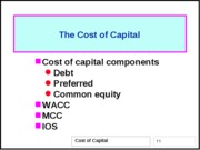 08-Cost-of-capital-FIN6406