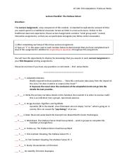 LIT200 The Maltest Falcon - Lecture Checklist (EB).docx