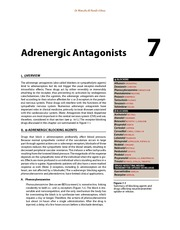 adrenergic antagonists