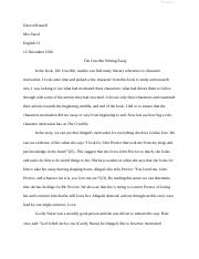 The Crucible Writing Essay.docx