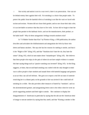 GWRIT formal essay #1
