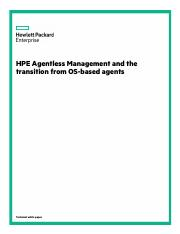 HPE Agentless Management.pdf