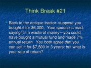 Think Break 21