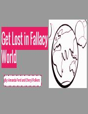 Fallacy World